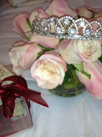 Corsage and Crown