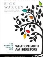 Purpose Driven Life anniversary edition