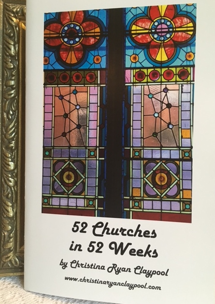 52 Churches in 52 Weeks